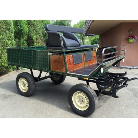 Petit chariot agricole